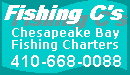 Chesapeake Bay charter boat fishing