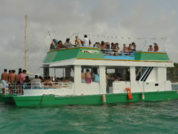 Punta Cana Party Boat and Booze Cruise