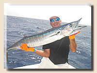 Charter fishing in Punta Cana